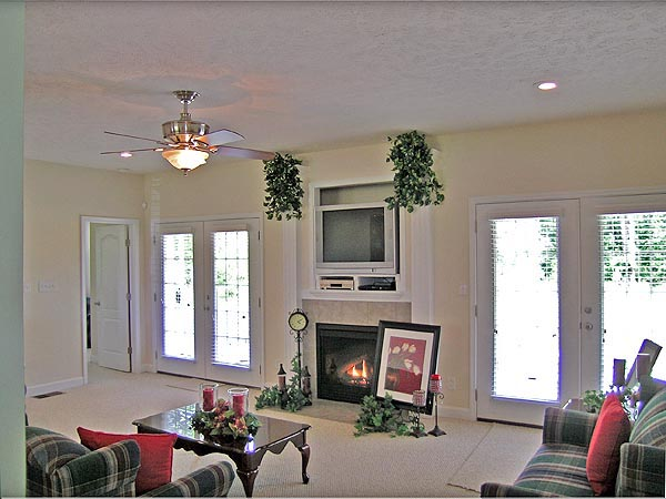 Cape Cod, Country House Plan 99680 with 3 Beds, 2 Baths, 2 Car Garage Picture 6