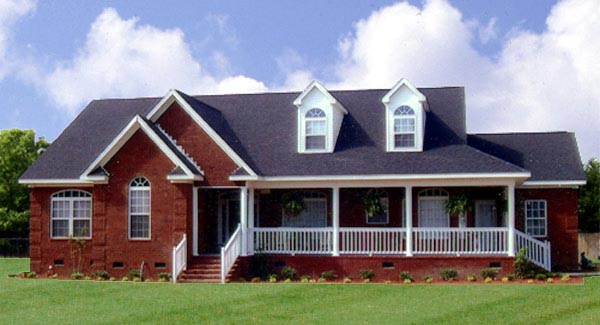 Cape Cod, Country House Plan 99680 with 3 Beds, 2 Baths, 2 Car Garage Picture 7
